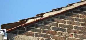 Cost To Cement Tiles To A Roof Apex Gable
